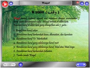 Bab 10 (Waqof)