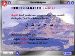 Bab 8 (Huruf Qalqalah)